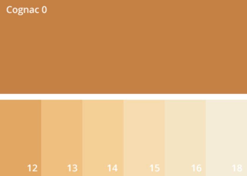 Farben Online.Wandfarbe Fassadenfarbe Online Kaufen Caparol Color Cognac