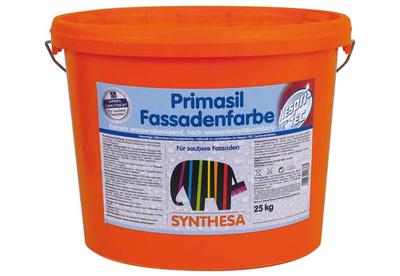 Wandfarbe Fassadenfarbe Online Kaufen Primasil Fassadenfarbe