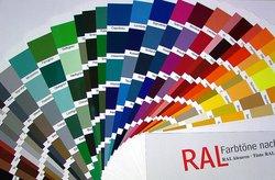 Ral Weißtöne gratis farbmuster auf farbkarten bestellen