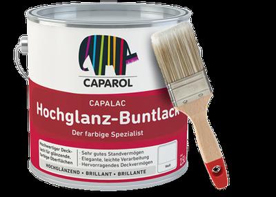 Sehr Lack & Holzlasuren Online Kaufen – Capalac Hochglanz-Buntlack CN02