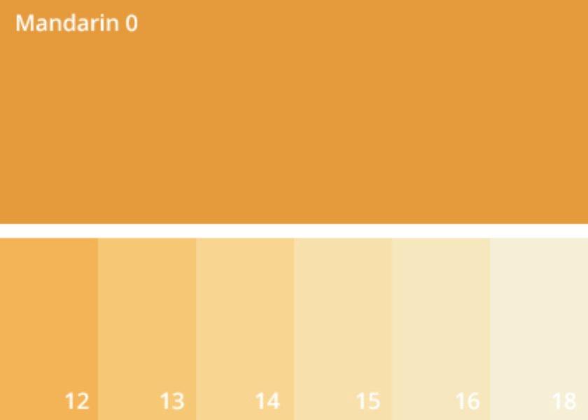 Wandfarbe Fassadenfarbe Online Kaufen Caparol Color Mandarin
