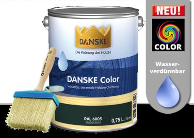 eed00dacb3cc Lack   Holzlasuren Online Kaufen – DANSKE Color Weiß